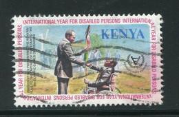 KENYA- Y&T N°179- Oblitéré - Kenya (1963-...)