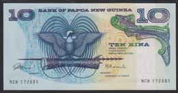 Papua New Guinea 10 Kina 1985-87 P7 A UNC - Papua New Guinea