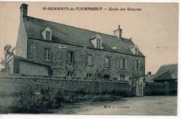 St-Germain-de-Tournebut-Ecole Des Garçons - Otros Municipios