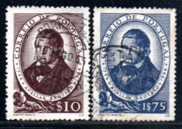N° 651,2 - 1944 - Used Stamps