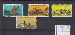 PNG Michel Cat.No. Mnh/** 279/282 - Papoea-Nieuw-Guinea