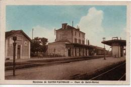 Gare De Saint-Saviol - Otros Municipios