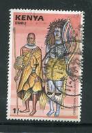 KENYA- Y&T N°391- Oblitéré - Kenya (1963-...)