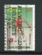 KENYA- Y&T N°449- Oblitéré - Kenya (1963-...)