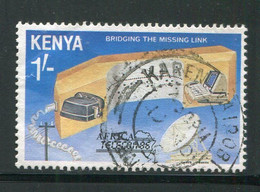 KENYA- Y&T N°370- Oblitéré - Kenya (1963-...)