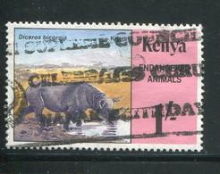 KENYA- Y&T N°348- Oblitéré - Kenya (1963-...)