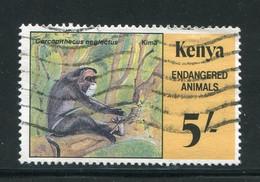 KENYA- Y&T N°350- Oblitéré - Kenya (1963-...)