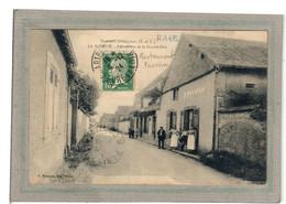 CPA - (28) La MIHOUE - Aspect Du Restaurant Frouin Dans La Grande Rue En 1924 - Other Municipalities