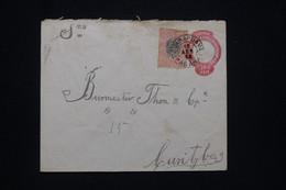 BRÉSIL - Entier Postal + Complément De Guarapuava En 1899 - L 96601 - Postal Stationery