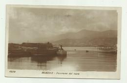 MESSINA- PANORAMA DAL MARE - VIAGGIATA FP - Messina