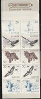 SUEDE - CARNET - N°C604 ** (1968) - 1951-80