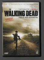 The Walking Dead  L'intégrale De La Saison 2  4 Dvd - Horror