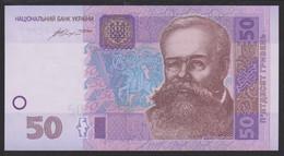 Ukraina 50 Hryven 2014 P121f UNC - Ukraine