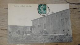 AUBARNE : L'école Et Le Café ................ 201101d-4198 - Otros Municipios