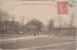 DAV : Seine  Maritime : BIHOREL Les  Rouen :  La  Grand ' Place - Bihorel