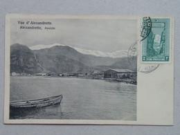 Turkey 270 Alexandretta Iskenderun Boat Bay - Turkey