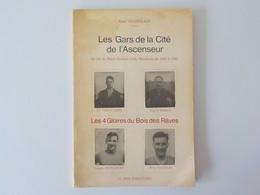 1980 Houdeng-Aimeries La Louvière Les Gars De La Cité De L' Ascenseur Les Spirous Royal Football Club Houdinois - La Louviere