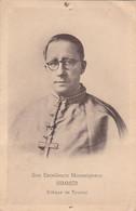 Son Excellence Monseigneur Himmer  Evêque De Tournai - Altri