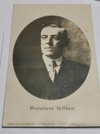 Président Wilson, WW1. J. Thorn Luxembourg - Altri