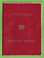 Portuga - Passaporte Diplomático - Diplomatic Passport - Passeport Diplomatique - Sin Clasificación