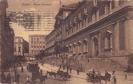 Napoli Musée Nazionale Circulée En 1923 - Napoli (Napels)