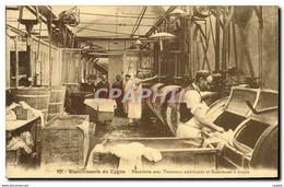 CPA Repassage Blanchissage Blanchisserie Du Cygne Buanderie Avec Tonneaux Americains Et Essoreuses A - Craft