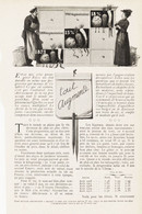 Tout Augmente /  Article,  Pris D`un Magazine / 1910/1911 - Unclassified
