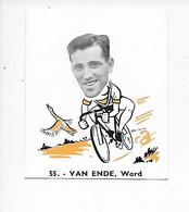 Van Ende Ward-Baanreuzen-Géants De La Route-nr 55-Belgian Chewing Gum Cy S.A.-Antwer2 - Wielrennen