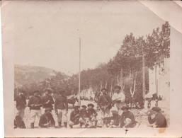 Alpes Maritimes, Drap, Chasseurs Alpins, Manoeuvre  (bon Etat)  Dim : 12 X 9. - War, Military