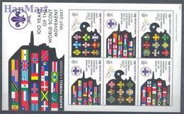 Turks- Und Caicosinseln 2008 Mi 1870-1875 Postfrisch  - Sellos