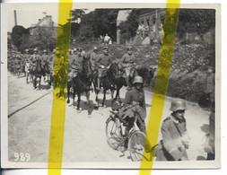 02 AISNE FAYET Canton SAINT QUENTIN  PHOTO ALLEMANDE MILITARIA 1914/1918 - Other Municipalities