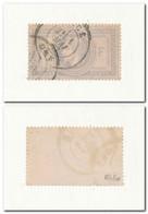 FRANCE 5 Frs Empire Lauré  N° 33 Oblitéré Bel Aspect Pli D'angle - Signé Calves - Voir Scan - 1863-1870 Napoléon III. Laure