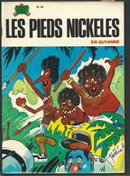 N° 92  -  Les Pieds Nickelés En Guyanne Car 20308 - Pieds Nickelés, Les
