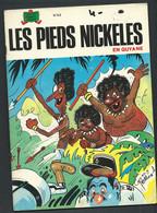 N°92 -  Les Pieds Nickelés En Guyanne  Car 20213 - Pieds Nickelés, Les