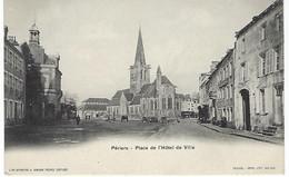 FRANCE - PERIERS - Palce De L'Hôtel De Ville - 1904 - Sonstige Gemeinden