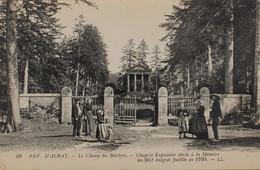 Environs D'AURAY Le Champ Des Martyrs Chapelle Expiatoire - Auray