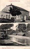 HESSEN  -  Gruss Aus HESSEN - Wirtschaft Von Alfred Verne - Canal De La Marne Au Rhin Avec Péniche - Autres Communes