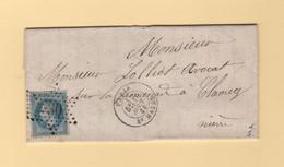 Paris - Etoile 30 - Bt Mazas - 10 Aout 1868 - 1849-1876: Classic Period