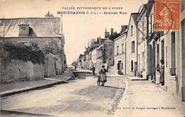 MONTBAZON - Grande Rue - Très Bon état - Montbazon