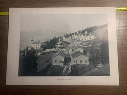 DOCUMENT SUISSE Righi Staffel Kulm Kaltbad - Collezioni