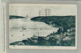 Canada   N. W. Arm, Halifax, N. S.    (AVRI 2021 183) - Halifax