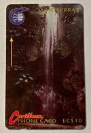 Waterfall - Montserrat