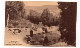 78 - CHEVREUSE - Château De Vertcœur - Vue Sur La Vallée Du Rhodon (V28) - Chevreuse