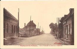 Hesdigneul-les-Béthune - Route Nationale De Béthune à Saint-Pol - Other Municipalities