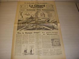 CANARD ENCHAINE 2471 28.02.1968 AUDIBERTI Maurice ROSTAND Maurice SEVENO - Politique