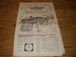 CANARD ENCHAINE 2546 13.08.1969 La DEVALUATION NAPOLEON PAPA DOC DUVALIER - Politics