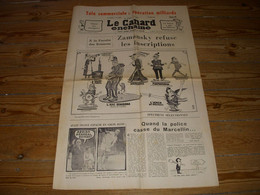 CANARD ENCHAINE 2589 10.06.1970 Jean VILLARD-GILLES CINEMA La BATAILLE D'ALGER - Politics