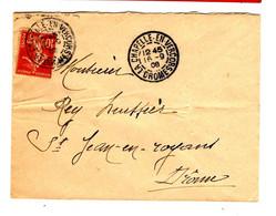 46162 -  LA CHAPELLE EN VERCORS - 1877-1920: Periodo Semi Moderno