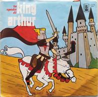 "7"" - BOYS GROUP - LA SPADA DI KING ARTHUR - LS 1981 - Bambini"