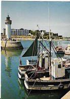 Quiberon - Bateaux De Pêche à Quai à Port Haliguen - Quiberon